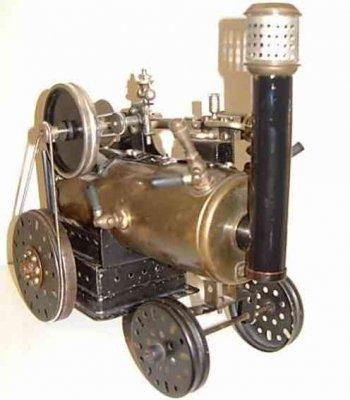 Steam Toys