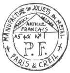 history of  Pean Freres