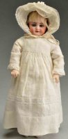 Bergner Carl Dolls Child doll with two faces, probably...
