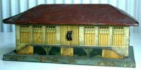 Bing Railway-Freight Station/Accessories Goods shed...