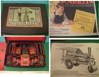 Maerklin Metal Kits Metal component system #101/1 with...