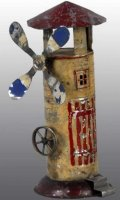 Weeden Steam Toys-Drive Models Windmill made of sheet...