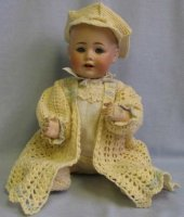 Kestner J. D. Dolls Baby doll Jean. Marked on back of...