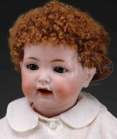 Kaemmer & Reinhardt Dolls Character baby. Head incised...