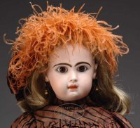 Jumeau Dolls BÉBÉ doll fully marked child with head...