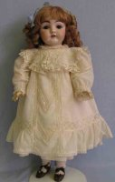 Kestner J. D. Dolls Character doll with jointed body,...