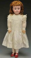 Kestner J. D. Dolls Bisque socket head child doll,...