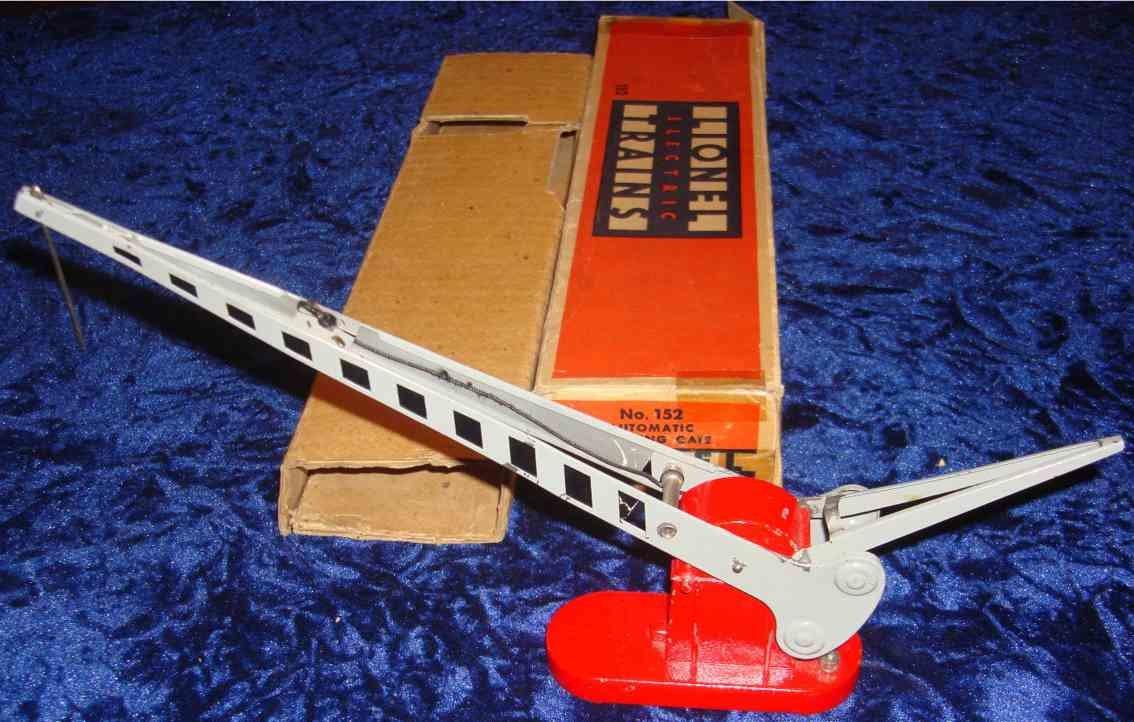 Railroad Crossing Gate Toy