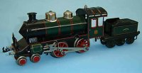 Bing Railway-Locomotives Clockwork locomotive #170/3595...