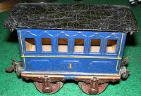 Maerklin Railway-Passenger Cars Compartment car #1805/0...