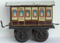 Bing Railway-Passenger Cars English passenger car #18793...