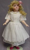 Handwerck Heinrich Dolls Bisque socket head doll with big...