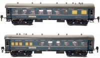 Maerklin Railway-Passenger Cars Dining car #1942/0J...