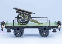 Maerklin Railway-Freight Wagons Lorry #1998 with four...