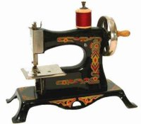 Casige Toy sewing machines Stitching machine with...