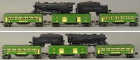 Lionel Railway-Trains Passenger set #226, includes #226E...