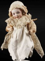 SFBJ Dolls Baby doll with character head incised SFBJ 236...