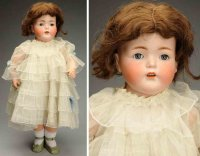 Century Doll Company Dolls Bisque shoulder head doll...