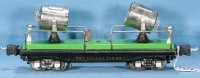 Lionel Railway-Freight Wagons Searchlight car #2820.1with...