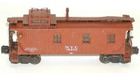 Lionel Railway-Freight Wagons Caboose #2957 Semi-scale...