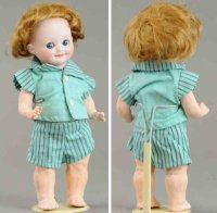 Marseille Armand Dolls Larger version of a 323 ggogly,...