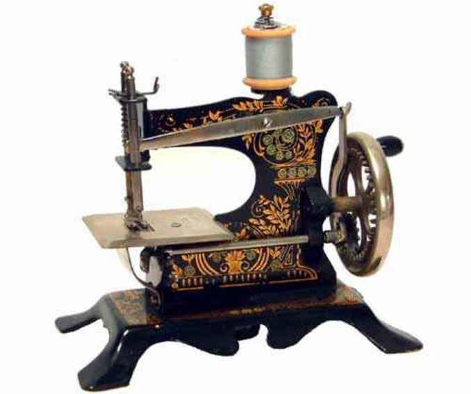 handwheel on sewing machine