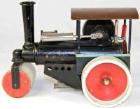 Maerklin Steam-Vehicles Mobile steam route roller #4083;...