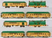 American Flyer Railway-Trains Passenger train set...