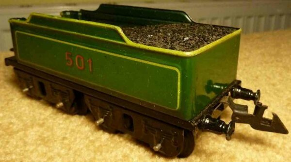 Doll Railway-Tender Tender; 4-axis