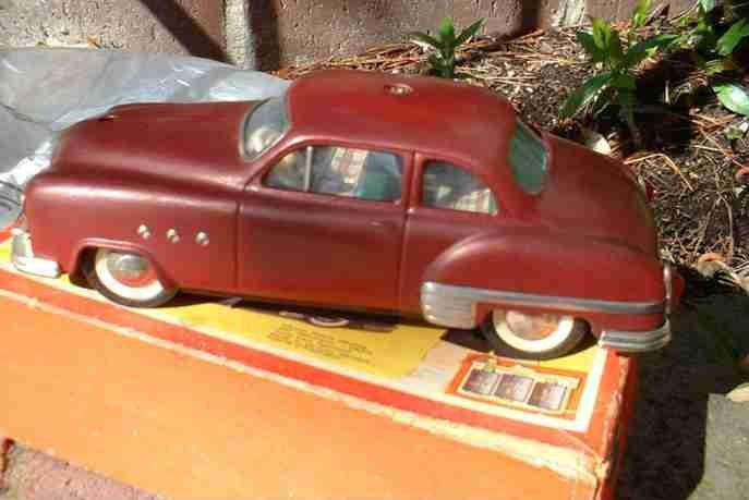 Buick Electric Car: DATABASE FOR OLD TOYS