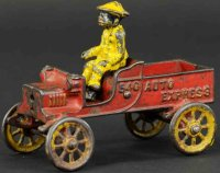 Kenton Hardware Co Cast-Iron trucks Auto express made of...