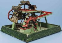 Doll Steam Toys-Drive Models Paternoster coated No. 603