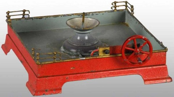 Doll Steam Toys-Drive Models Pump driven water fountain No. 610/0
