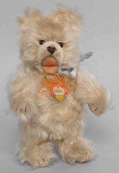Steiff Baers One of the most sought after post WWII teddy bears is the wh