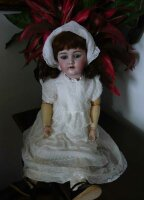 Handwerck Heinrich Dolls Porcelain doll with Schiller...