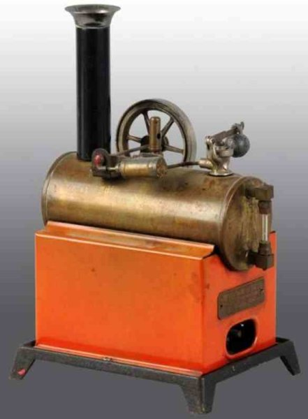 Weeden Steam Toys-Horizontal Steam Engines Overtype ekectric stean engine includes a waterglass, wei