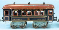Bing Railway-Passenger Cars Passenger car #7115 with...