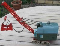 Biller Tin-Tugs/Rollers Digger in sound carrying out with...