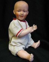 Heubach Gebr. Dolls Character  Laughing Baby, with a...