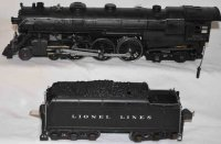 Lionel Railway-Locomotives Steam locomotive 763E with...