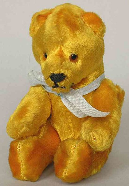 Hermann Baers Teddy Bear, serial 8/12 from around the 1951st
