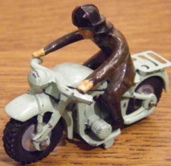 Maerklin Tin-Motorcycles Motorcycle