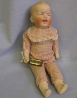Heubach Gebr. Dolls Character Boy wearing his...