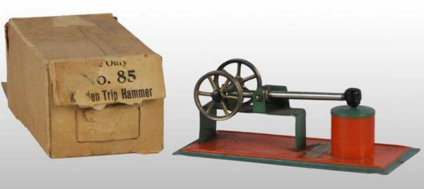 Weeden Steam Toys-Drive Models Trip hammer
