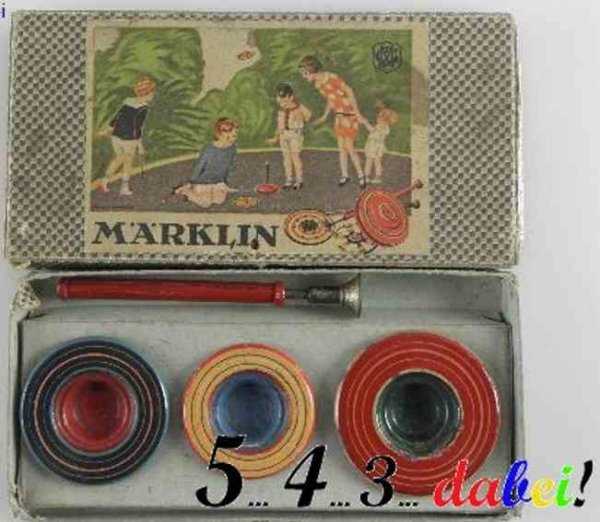 Maerklin Tin-Toys Flash-top