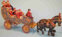 Hubley Carriages Band wagon (18)