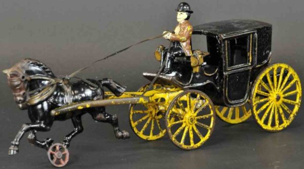 Hubley Carriages Cabriolet (15,5)