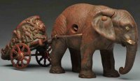Hubley Carriages chariot elephant 11,5