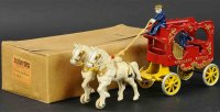 Kenton Hardware Co Cast-Iron-Carriages Overland circus...