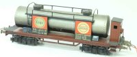 Elettren Railway-Freight Wagons Tank car with brakeman...
